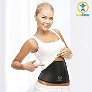 Waist Trimmer Belt For Men & Women - More Fully Adjustable Than Other Waist Slimming Ab Belts - Provides Best Support...