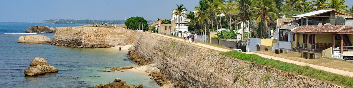 Headline for Places to see in Galle -Discover Natural and Man-made Wonders
