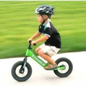 Teaching a balance bike - any tips?