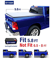 Best Truck Bed Covers in 2017 - Buyer's guide (September. 2017)