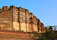 The Mehrangarh Fort Jodhpur India