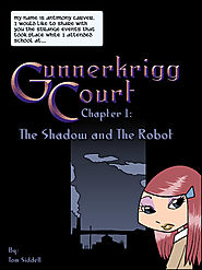 Gunnerkrigg Court - By Tom Siddell