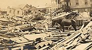1886 Indianola Hurricane