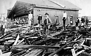 1896 Cedar Keys hurricane