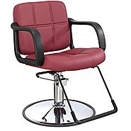 Hydraulic Barber Chair Styling Salon Beauty Equipment J