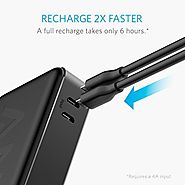 Review: Anker PowerCore Elite 20000mAh Power Bank - Charger Harbor