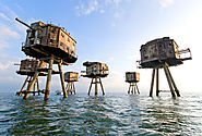Maunsell Sea Forts (North Sea, England)