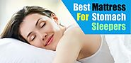 Top 5 Best Mattresses for Stomach Sleepers 2017 Reviews