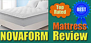 A Comprehensive Novaform Mattress Review 2017