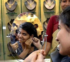 Gold & Silver sales down on Dhanteras as high prices, bullion traders & Jewelers said
