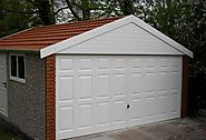 Think about the type of garage