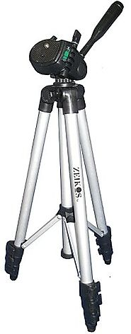 """Zeikos ZE-TR26A 50-Inch Photo/Video Travel Tripod Includes Deluxe Tripod Carrying Case for Use with Digital Cameras ..."