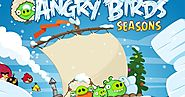 Angry Birds Seasons Game [ Free Pc Games ]