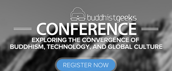 Headline for Buddhist Geeks Conference 2014
