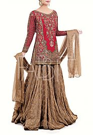 FAHAD HUSSAYN Luxury Dress