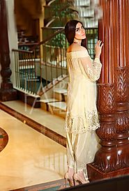 SUMMER DELIGHT BY NOOR BY SAADIA ASAD