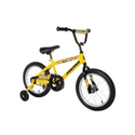 Amazon.com: Dynacraft Magna Major Damage Boy's Bike (16-Inch, Yellow/Black): Sports & Outdoors