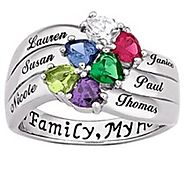 Unique Mothers Rings