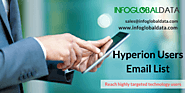 Hyperion Users Email List