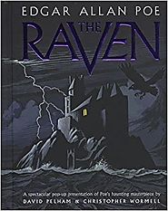 Raven: A Pop-up Book Hardcover
