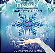 Frozen: A Pop-Up Adventure Hardcover