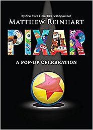 Disney*Pixar: A Pop-Up Celebration Hardcover – November 21, 2017