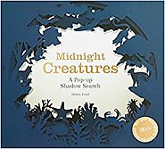 Midnight Creatures: A Pop-up Shadow Search Paperback