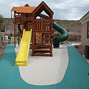 EPDM Playground Surfacing in Las Vegas, Nevada