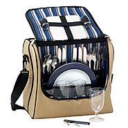 Adventure 4 Setting Picnic/cooler Bag