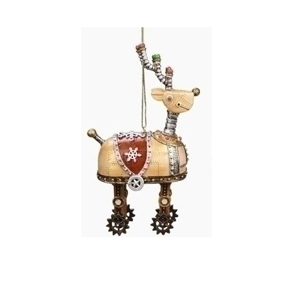 Headline for Reindeer Ornaments Make Great Gifts