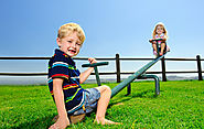 Teach Your Kids About Playground Safety