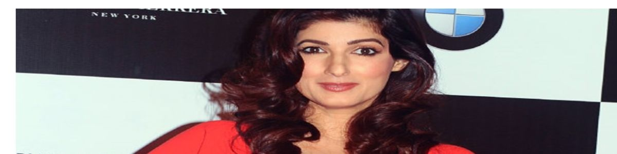 Headline for Twinkle Khanna's 10 Point Hilarious Take @ Vogue Awards 2017