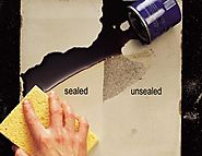 Take care of your floor with the best marble sealers