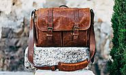 listography: products (Best Retro Travel Shoulder Canvas Messenger Bags for Men)