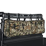 Classic Accessories 18-130-016001-00 Next Vista G1 Camo QuadGear UTV Double Gun Carrier (For Most UTV Roll Cages)