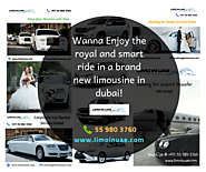 Limo Services | Chauffeur Services In Dubai UAE | Limo In UAE