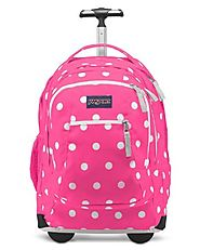 Roller Backpacks-Girls Rolling Book Bags | A Listly List