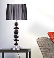 Throne Table Lamp