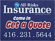 Need Best Car Insurance Policy in Ontario by All Risks Insurance