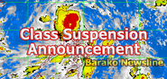 Class suspension for Nov. 11 for schools in Zoraida affected areas declared - Walangpasok