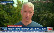 CNN's Anderson Cooper responds to Korina Sanchez [Video]