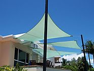 Shade Sails - Hunter Canvas