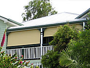 'Maxing Out' Exterior Space using Outdoor Awnings and Blinds