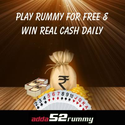 Play and Win - 13 Cards Rummy by Adda52Rummy