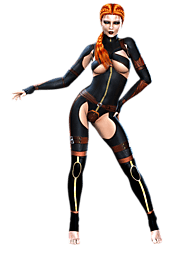 listography: products (Best Black Leather Bodysuit Costumes )