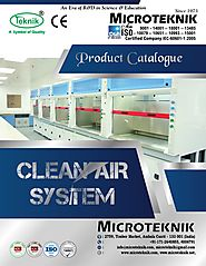 Clean air system manufacturer from India