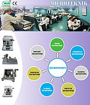 Microtome Manufacturer From India