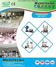 Pharmacology equipment Manufacturer from India