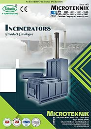 Portable mobile incinerator Manufacturer From India