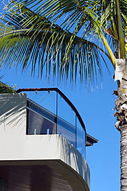 Glass Balustrade Systems At Gold Coast